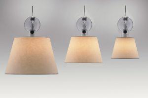 artimide-tolomeo-diffu wandlamp