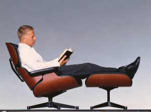Vitra Lounge Chair XL Charles & Ray Eames, 1956