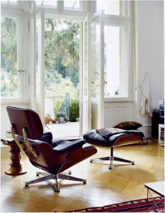 Vitra Lounge Chair Charles & Ray Eames, 1956