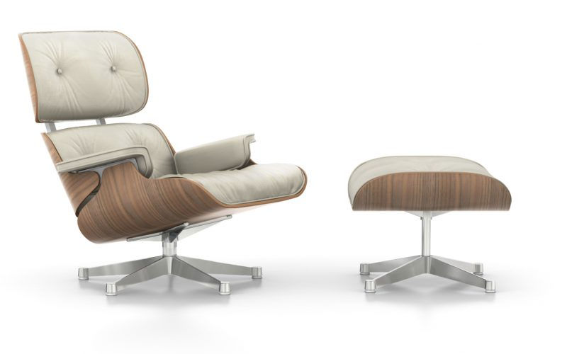 Vitra lounge_chair_xl_white_pigmented_walnut_leather_premium_clay_73_002_1047528_master