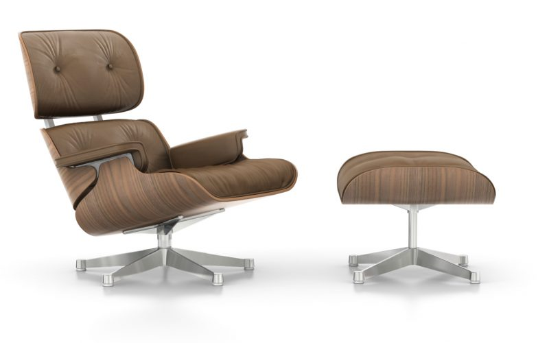Vitra lounge_chair_xl_white_pigmented_walnut_leather_premium_olive_74_002_1047529_master