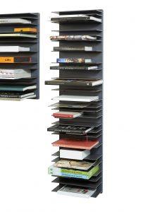 Spectrum Paperback pb-30-antraciet-incl-books