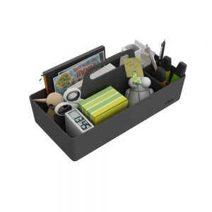 Vitra accessoires Toolbox basic dark full