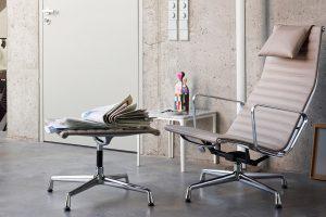 Vitra Aluminium Chair EA124 sfeer