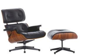 Vitra-Lounge-Chair-onderstel-zwart