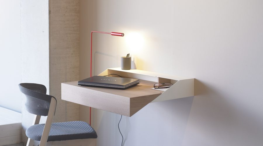 Arco Café Chair en desk