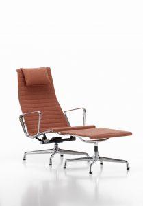 Vitra Aluminium Chair EA124 + EA125