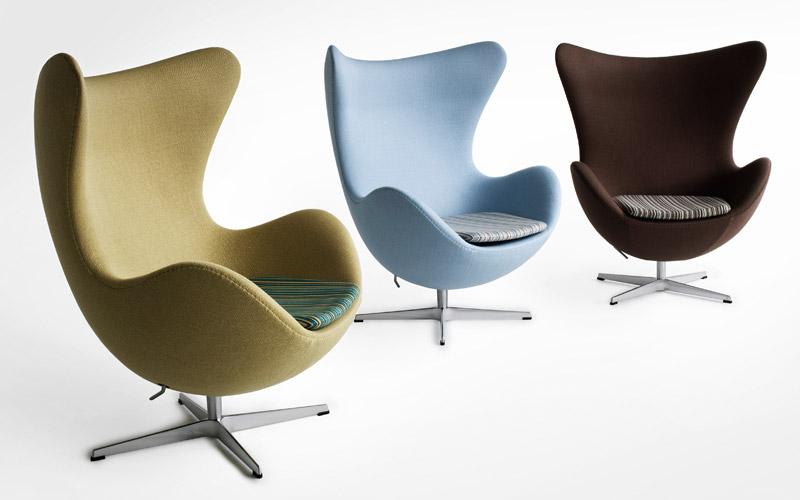 Egg Chair Stof.Egg Product Galerij Jan Luppes Interieurs Melles Interieur