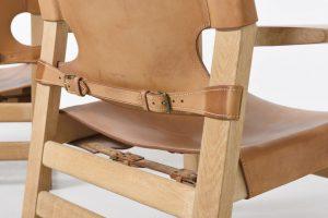 Fredericia Furniture Borge Mogensen Spanish Chair