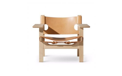 Fredericia Furniture Borge Mogensen Spanish Chair