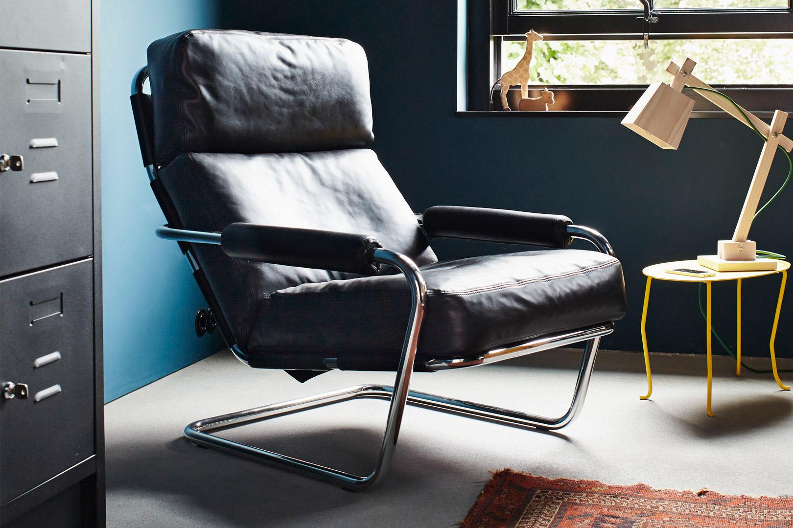 Gelderland 601 oberman jan luppes interieurs melles interieur - Westerse fauteuil ...
