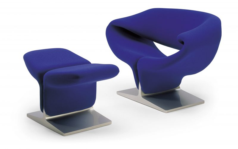 Artifort - Ribbon Chair - Pierre Paulin