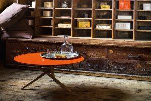 Impressie-Galerij-Sculpture Jeux Pico-oranje