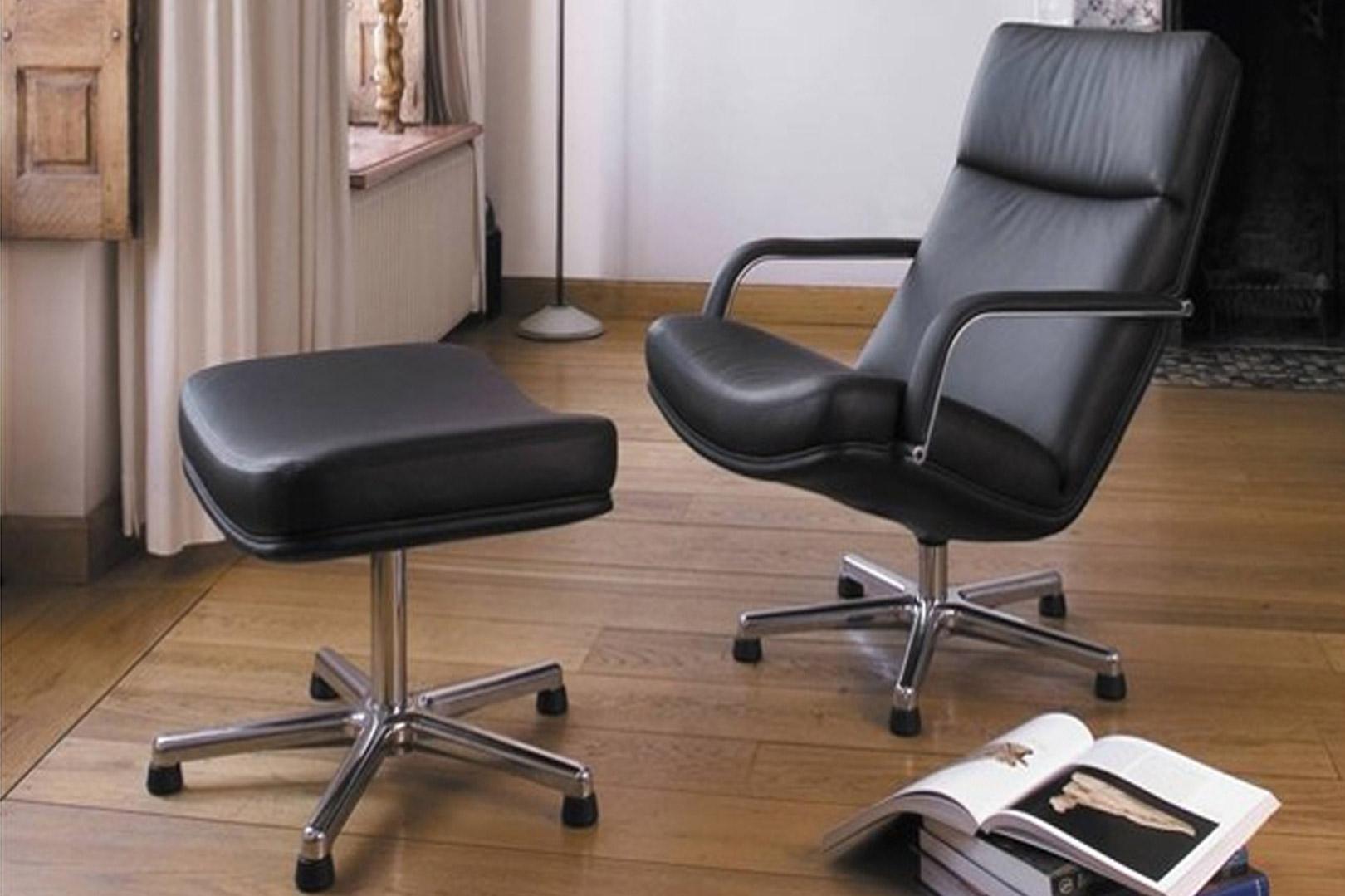 Artifort f142 en 154 jan luppes interieurs melles interieur - Westerse fauteuil ...