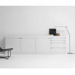 L-serie designkaste van Pastoe