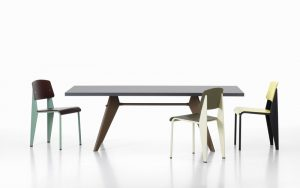 Vitra EM Tafel met Standard Chair