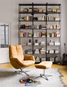 Design relaxstoel